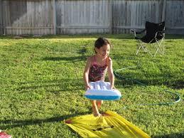 Backyard Slip N Slide Silly Mommy Slip N Slide