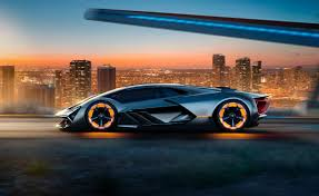 future lamborghini flying lamborghini terzo millennio profile photos eye candy