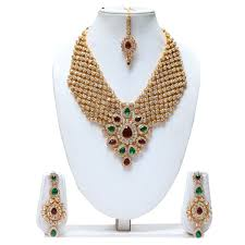 gold sets design necklace set designs in gold swarajshop diamond necklace set