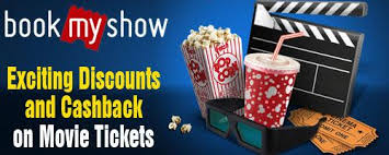 bookmyshow offer bookmyshow coupons movie tickets online booking deals discounts 2018