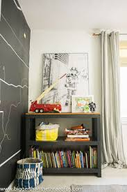Modern Boys Room by Modern And Bright Boy Room Reveal