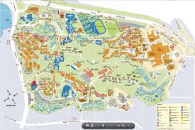 Vt Campus Map Nus Office Of Campus Amenities Contact Us