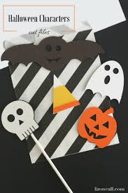 free halloween svg files halloween character cut files liz on call