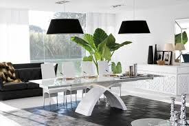 white dining room chair black and white dining room decorating ideas caruba info