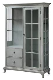 glass shelves for china cabinet lefevre glass shelf curio cabinet reviews joss main