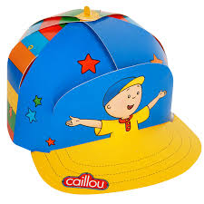 caillou party supplies the official pbs kids shop caillou trucker hat