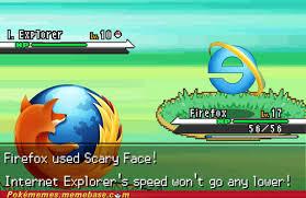 Internet Explorer Memes - internet explorer crashed pokémemes pokémon pokémon go