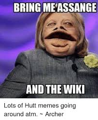 Meme Wiki - bring meassange and the wiki lots of hutt memes going around atm