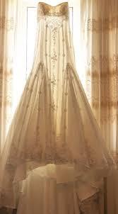 unique lace vintage style madeline gardner new york wedding dress