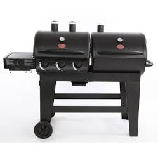 home depot bar b que black friday char griller dual function gas charcoal grill walmart com