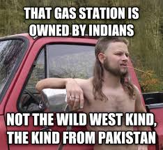 Gas Station Meme - livememe com almost politically correct redneck