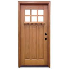 Home Depot 2 Panel Interior Doors Light Brown Wood Wood Doors Front Doors The Home Depot