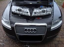 volkswagen polo headlights modified audi a6 4f bixenon bixenon audi led store