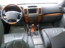 Lexus Gx470 Interior Super Clean Registered 2005 Lexus Gx 470 Autos Nigeria