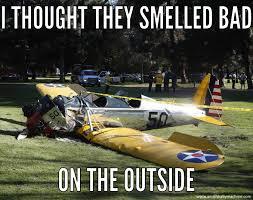 Plane Memes - harrison ford plane crash meme amish baby machine podcast