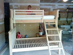 beds bunk beds built into wall plans twin over full cool murphy