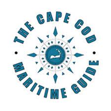 cape cod maritime guide logo branding chatham harwich marquis