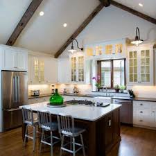 vaulted kitchen ceiling ideas vaulted ceilings kitchen ideas photos houzz