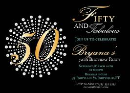 50th birthday invitation cards festival tech com