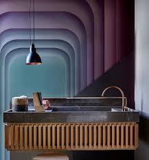 wallpaper designs for bathrooms contemporary wallpaper wall decò