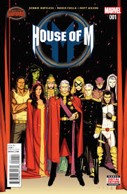 house of m house of m vol 2 1 marvel database fandom powered by wikia