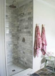 Redo Bathroom Shower Diy Shower Renovation Using An Amazing System Elegance
