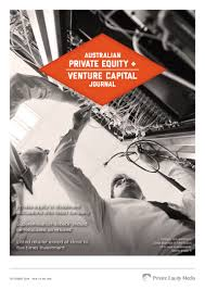 australian private equity u0026 venture capital journal october 2014