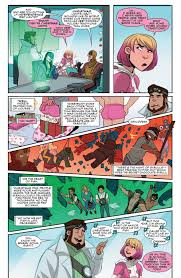 review gwenpool holiday special merry mix up 1 the marvel