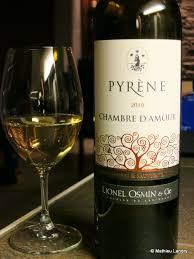 chambre d amour vin blanc le singe a soif pyrène chambre d amour 2011
