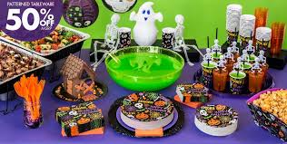 party goods spooktacular party supplies party city