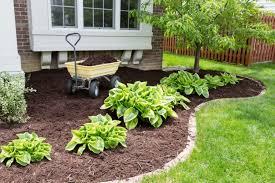 vegetable garden with organic mulches choosing the right garden