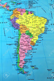 Map Equator South America by Geo Map South America Brazil Brazil In South America Brazil On