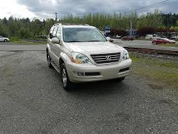 lexus for sale washington state gold lexus gx in washington for sale used cars on buysellsearch