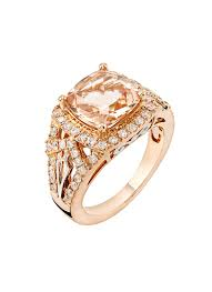 designer rings images strand of silk regal pink gold ring shop at strandofsilk