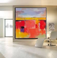 abstract handmade painting modern contemporary 25 unique large canvas paintings ideas on large