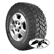 Great Customer Choice 33x12 5x17 All Terrain Tires Duck Commander Mud Terrain