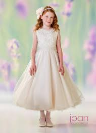 communion gowns joan calabrese flower girl dresses designer communion dresses