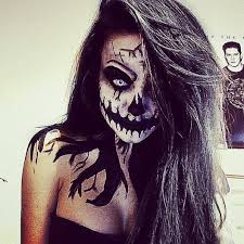 25 best scary halloween makeup images on pinterest halloween