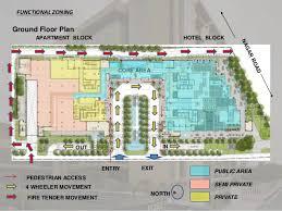 Apartment Block Floor Plans Hotel Casestudy Hyatt Regency Pune