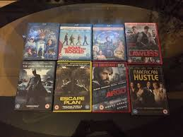 look lots of dvd collection blu ray bluray film bargain brand new