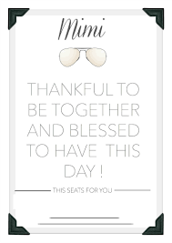 thanksgiving card templates thanksgiving free place card template diy burlap and crystal