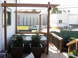 Outdoor Privacy Blinds For Decks Low Maintenance Composite Decking