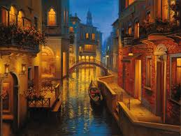 waters of venice 1500 puzzle by ravensburger