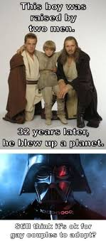Gay Joke Memes - darth vader gay joke thefirstpage eu hand picked memes jokes