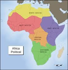 africa map 54 countries africa regions mrs ritacco s class website
