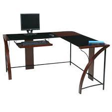 Overstock Home Office Desk Overstock Home Office Desks Glass Top Corner Desk L Shape