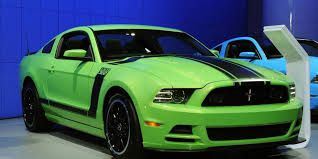 Green And Black Mustang Colour Trends What U0027s With All The Lime Green Cars Tareqhassan