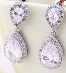 silver dangle earrings for prom 23229 best formal bridal wedding prom party glam gauges plugs