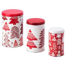 vinter 2017 container with lid set of 3 ikea