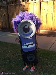 purple minion costume purple minion costume